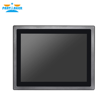 12.1 Inch LED IP65 Industrial Touch Panel PC All in One Computer 10 points capac