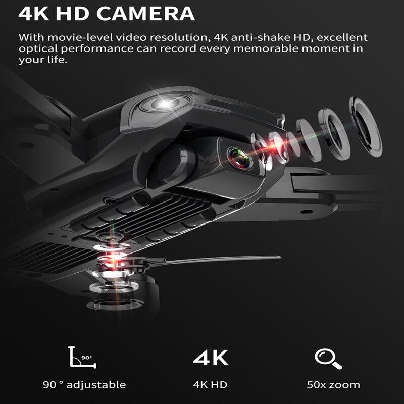 FEMA SG701/ SG701S RC GPS Drone with 5G FPV 8K Dual HD Camera Long Distance Foldable LU3MAX Quadcopter Dron 4K Professional 4