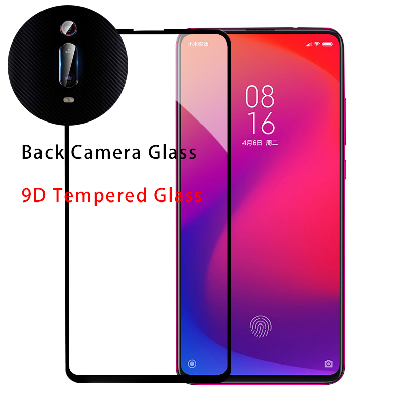 Camera Tempered Glass for <font><b>Xiaomi</b></font> <font><b>Mi</b></font> A3 Lite Lens Protective Glass for <font><b>Mi</b></font> CC9 CC9e <font><b>Screen</b></font> <font><b>Protector</b></font> for <font><b>Mi</b></font> A2 Lite A1 9D Phone image