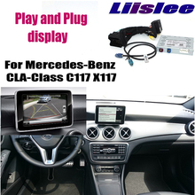 Liandlee Rückfahr Kamera Interface Backup Original Monitor Upgrade Für Mercedes Benz CLA MB C117 X117 NTG