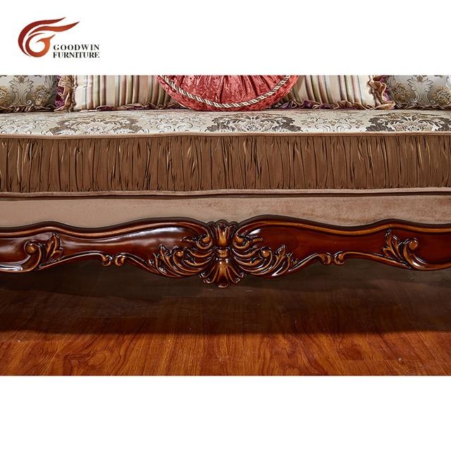 European Antique Living Room Sofa Furniture  3