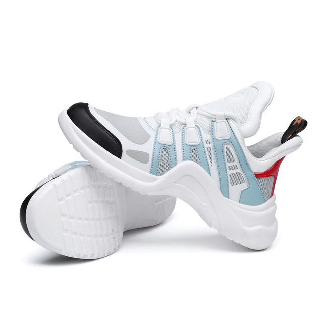2019 new women's shoes autumn and winter new fashion wild old shoes female students sports shoes outdoor tide shoes tennis shoes