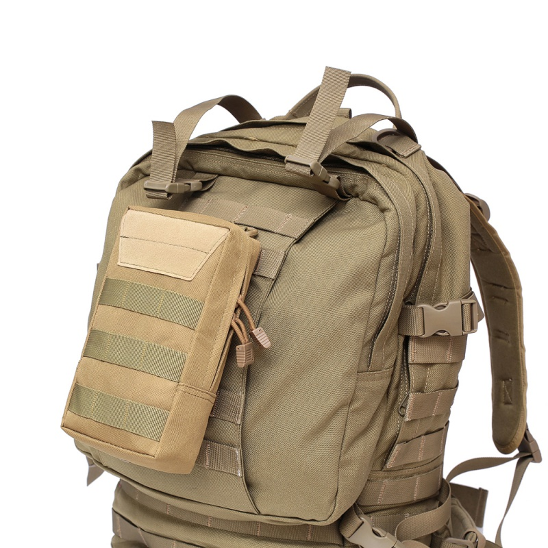New Hunting 1000D MOLLE Pouch Bag Tactical Shooting Utility Bags Vest EDC Gadget Waist Pack Outdoor Accessories