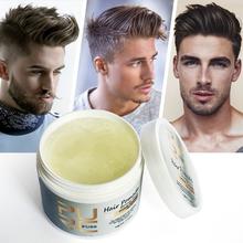New arrival PURC pomada do włosów mocny styl przywracając pomada do włosów wosk olejek do włosów błoto z woskiem do stylizacji włosów 120ml tanie tanio CN (pochodzenie)