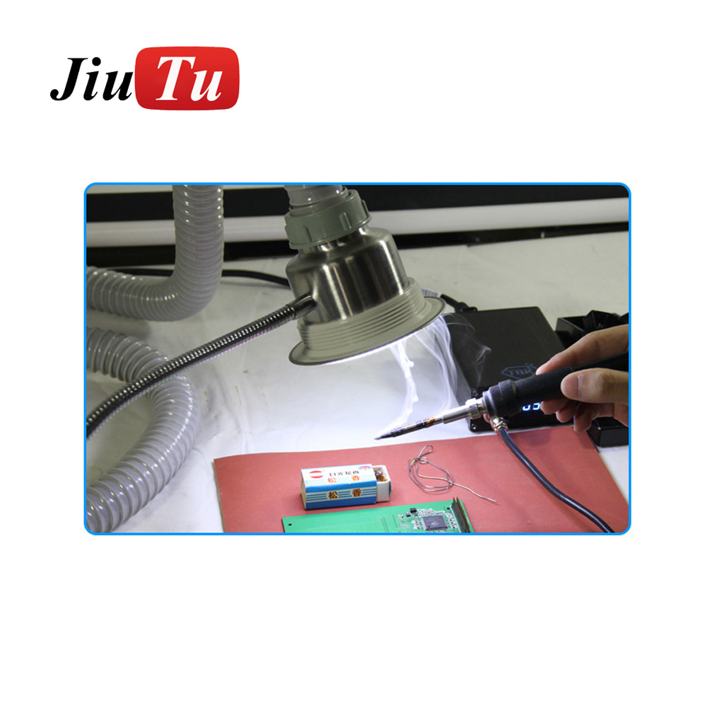Soldering Smoke Absorber Welding Smoking Instrument for Laboratory Home Smoking Filtering Purifying (13)
