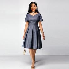 Sisjuly Summer Vintage Office Lady Casual Elegant Party Plus Size Women Dresses Aline Pleated African Purple Female Retro Dress все цены