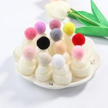 Clothes-Accessories Hairpin Japanandkorea-Machine Mobile-Phone-Case White Mini Cute New