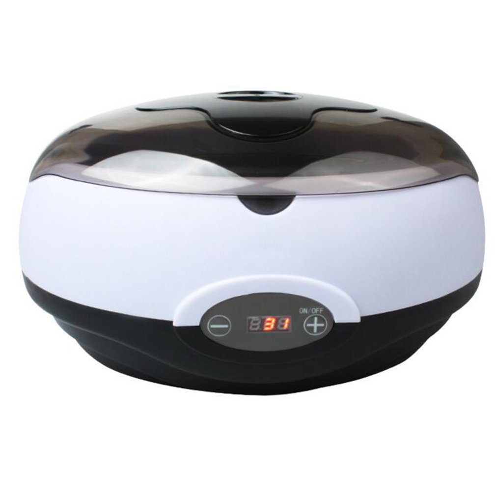 Digital Display Wax Handle Pot Waxing Heater Warmer Therapy Depilatory Paraffin Salon Beauty Care Hair Removal Tool