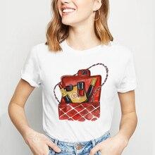 New Street Style TShirt Women Tshirt Fashion Short Sleeve T