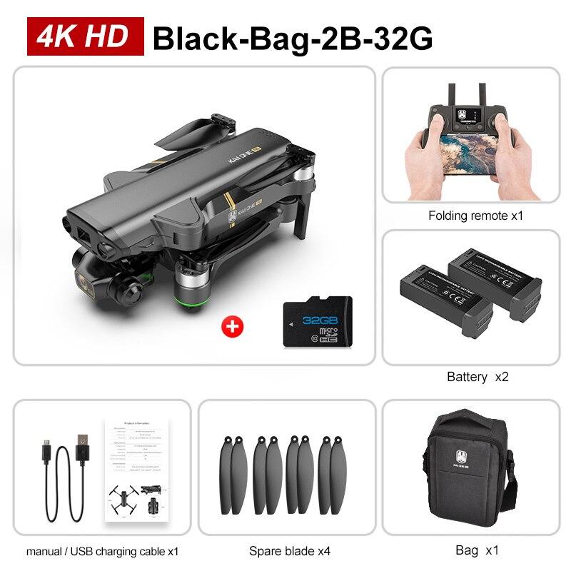 4K BackPack 2B 32G