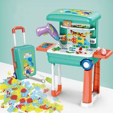 Детская имитация кухонная игрушка набор для мальчиков и девочек