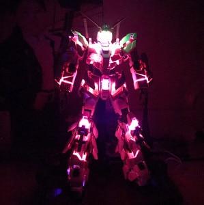Image 4 - Daban BGM unité de télécommande LED pour Daban Bandai PG 1/60 RX 0, licorne BANSHEE PHENEX Gundam DD062
