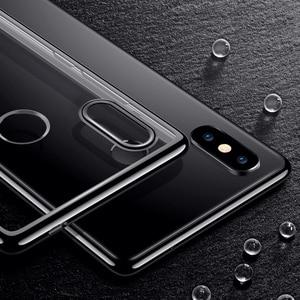 Мобильный телефон, чехлы для Xiaomi 8 SE 8 Lite MI 8SE Mi8SE 8 Explorer Edition, мягкий, прозрачный, ультра тонкий, прочный, не желтеет, задняя крышка