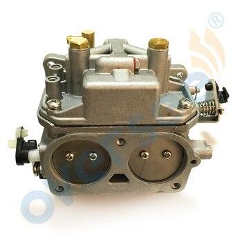 6F5-14301-00 or 6F6-14301-00-00 carburetor assy For Yamaha 40HP J -2 Stroke Outboard Engine Boat Motor aftermarket parts