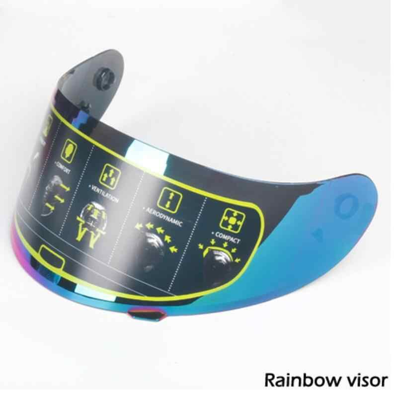 Aksesuarları siperliği gözlük ve arka spoiler SL-0700E tam yüz motosiklet kask