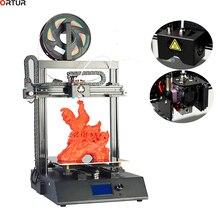 Hotsale 3D Printer 2019 Ortur Factory New Popular Ortur4 All-metal Large Size Drucker Linear Guide rail