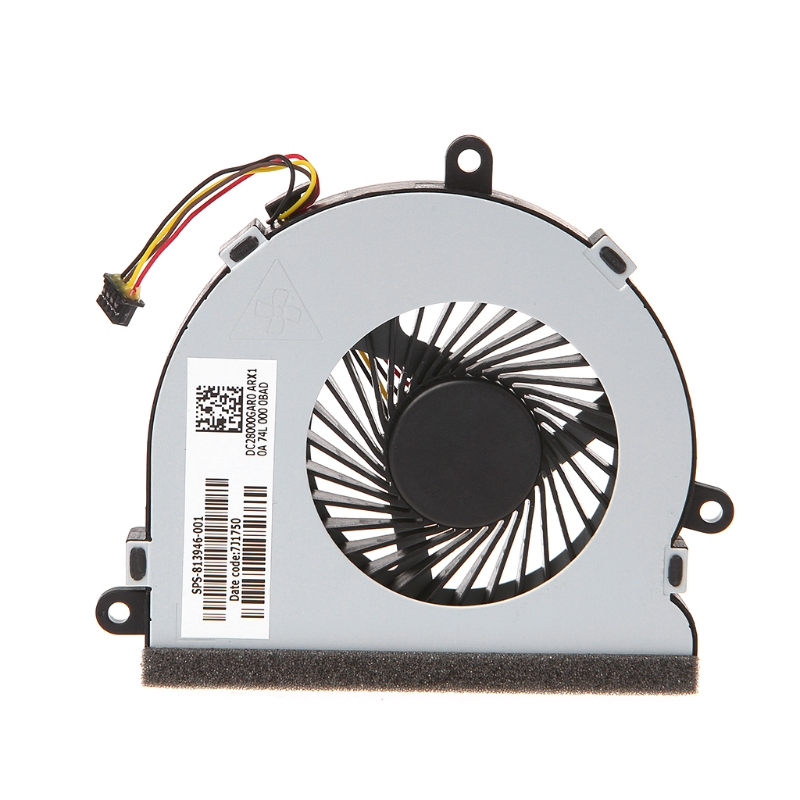 Laptop Cooler CPU Cooling Fan For HP 15-AC Series DC28000GAR0 SPS-813946-001 10166