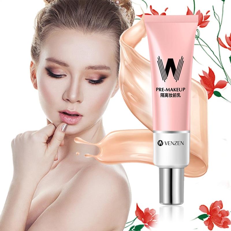 30 мл W-Airfit основа под макияж, праймер для макияжа, база под макияж для осветления лица гладкой кожи Невидимый Маскирующее средство для пор Ко...