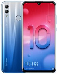 Huawei Honor 10 Lite 64 Гб Две Sim-карты Небесно-Голубой