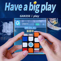 GAN356i Play Magnetic Magic Cube Station App GAN 356 i Play Magnets Online Competition Speed Cubo Magico 3x3 GAN 356 i Play GANs