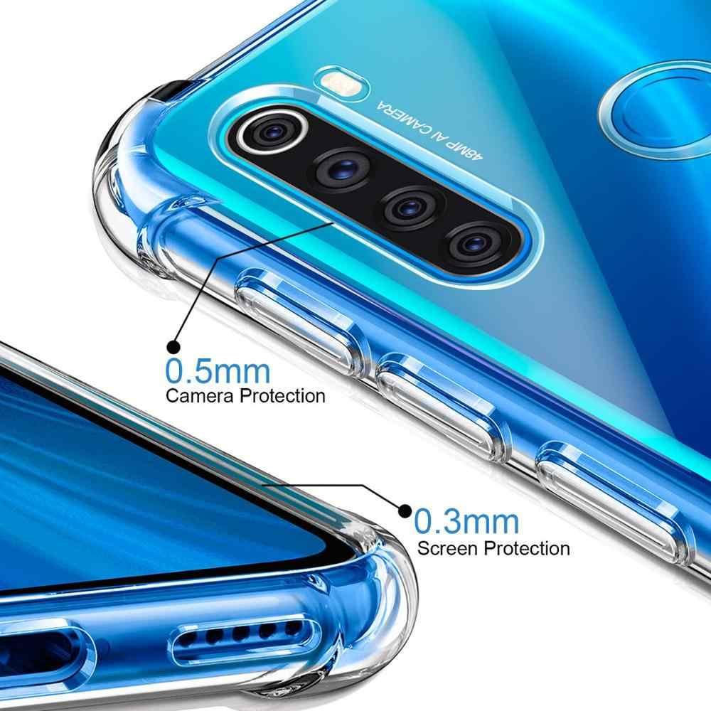 3-1 キャパ、ケース + カメラ強化 Xiaomi Redmi Note 8 Pro 8 T スクリーンプロテクター redmi-note-8t ガラス xiomi note 8pro glass note 8t nfc 3D ガラス