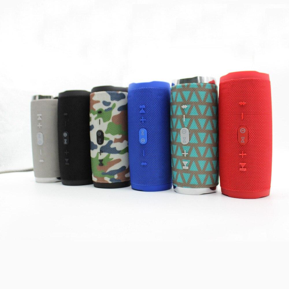 Haut-parleur Bluetooth étanche Portable extérieur sans fil Mini colonne boîte haut-parleur Support TF carte stéréo Hi-Fi boîte