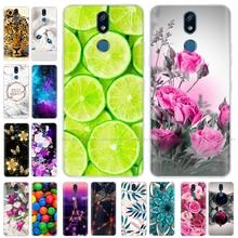 Case Funda Back-Cover 40-Phone-Case K40S K12-Plus Soft-Silicone LGK40 for TPU