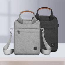 Сумка на плечо WiWU для iPad Pro 11, Женская Вместительная дорожная сумка, телефон 10 дюймов