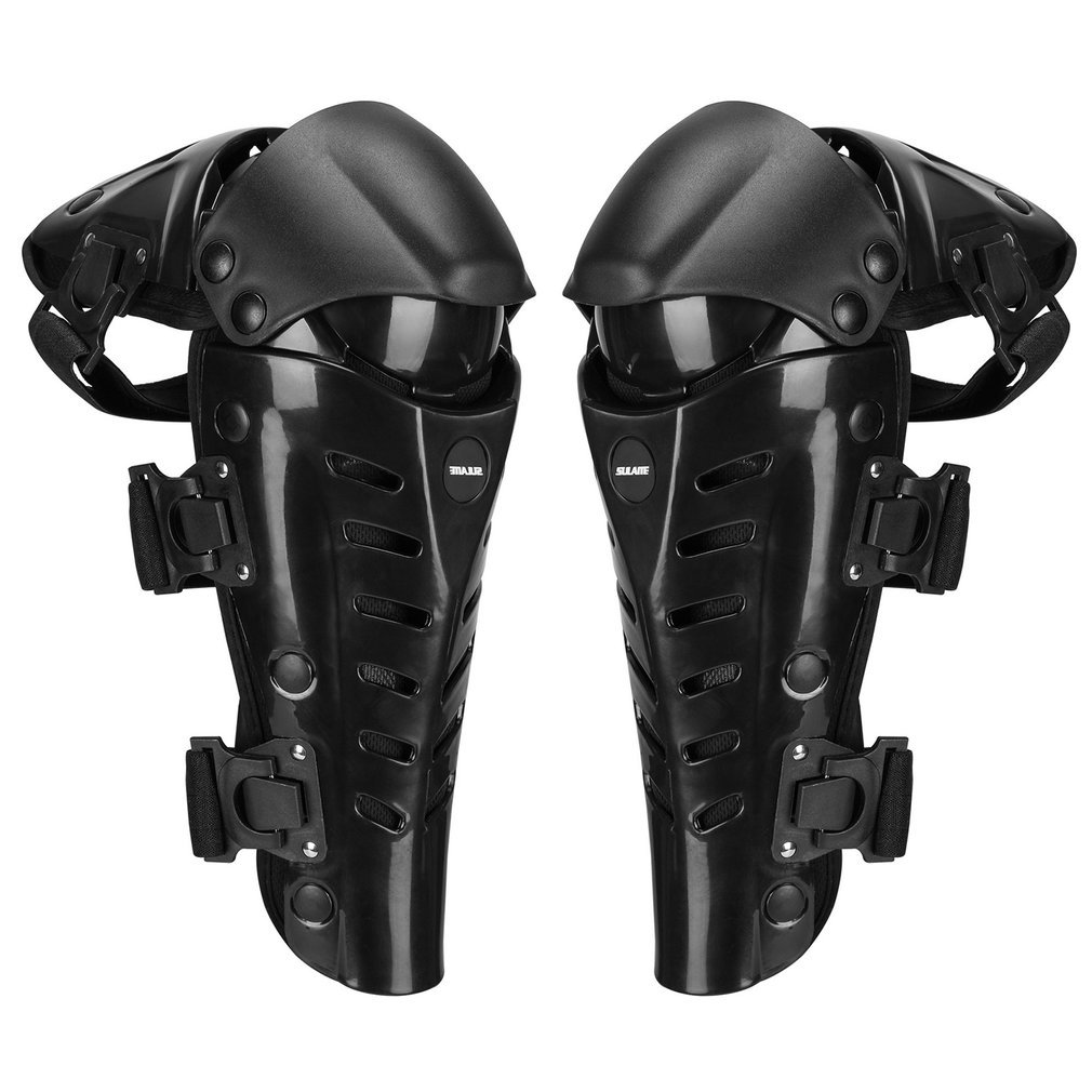 1 Pair Motorcycle Knee Pads Protect Motocross Motorbike Riding Racing Protective Gear Protect Outdoor Sport Safety Pads Guards