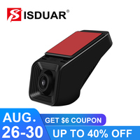 Isudar 1080P Car Front Camera video recorder USB DVR 16GB for H53 Series Car Multimedia player GPS