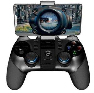 Image 3 - Ipega PG 9156 Bluetooth Gamepad Met 2.4G Draadloze Ontvanger Voor Iphone Samsung Huawei Pc Android Tv Box Game Controller Gamepads