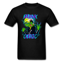 Punk Croc T-Shirts Funny Summer Tops T Shirt Short Sleeve Brand New Comics Tops