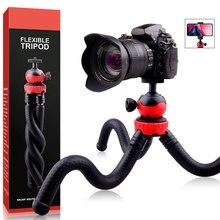 L moyenne grande taille caméra Gorillapod trépieds charge 1.2G 3G monopode Flexible trépied Mini voyage extérieur appareils photo numériques Hoders