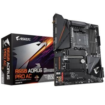 B550 AORUS PRO AC motherboard + R5 3500X/R5 3600X/R7 3700X/R7 3800X/R9 3900X CPU motherboard+CPU set