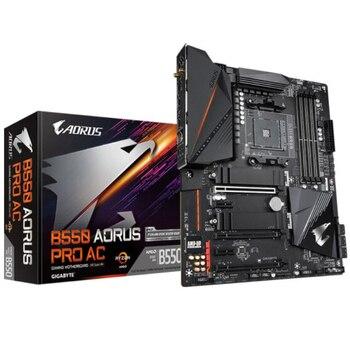 B550 AORUS PRO AC motherboard + R5 5600X/R7 5800X/R9 5900X CPU motherboard+CPU set