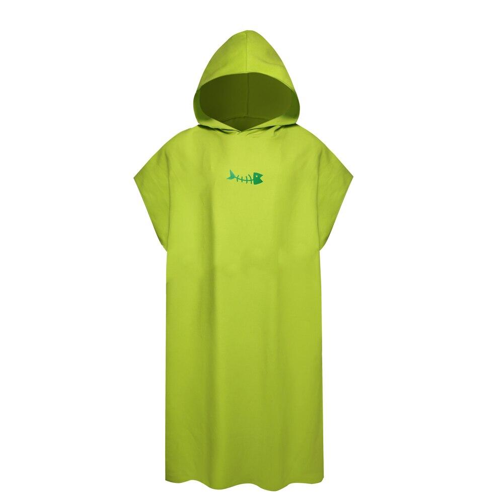 Férias natação poncho robe secagem rápida suave