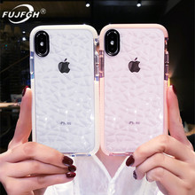 Dual Layers Super Shockproof Silicon Case For iPhone 11 Pro X XR XS MAX 7 8 6 6S Plus 5S SE Thicken Double Colors Soft TPU Cover