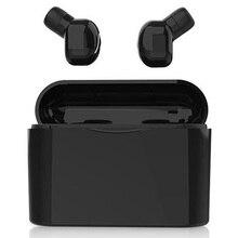 M2T-Sj Tws Bluetooth 5.0 Wireless Earphones Stereo Sports Headset Mini In-Ear Wireless Earbuds Bluetooth Headset for Smartphones leegoal mini wireless bluetooth 4 1 earphones sports stereo earbuds in ear headphone headset 900mah power bank for android ios