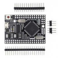 MEGA 2560 PRO incrustado Chip CH340G/ATMEGA2560-16AU con alfiler macho Compatible con arduino Mega2560 DIY