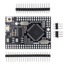 MEGA 2560 PRO Incorpora CH340G/ATMEGA2560 16AU Circuito Integrato con maschio pinheaders Compatibile per arduino Mega2560 FAI DA TE