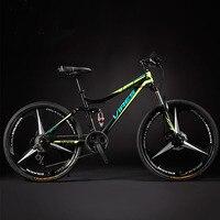 도로 자전거 자전거 21/27/30 속도 3 나이프 더블 충격 흡수기 벤딩 시프트 성인 남성 여성 자전거 청소년 학생