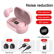 L21 Pro/t8 Pro Tws Bluetooth Drahtlose Kopfhörer Wasserdicht Stereo In-ear Sport Kopfhörer Für Iphone Für Huawei musik Kopfhörer