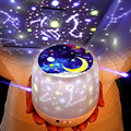 Светодиодный проектор звездного неба  Звездный светильник  декор для детской спальни  подарки  магазин QJS