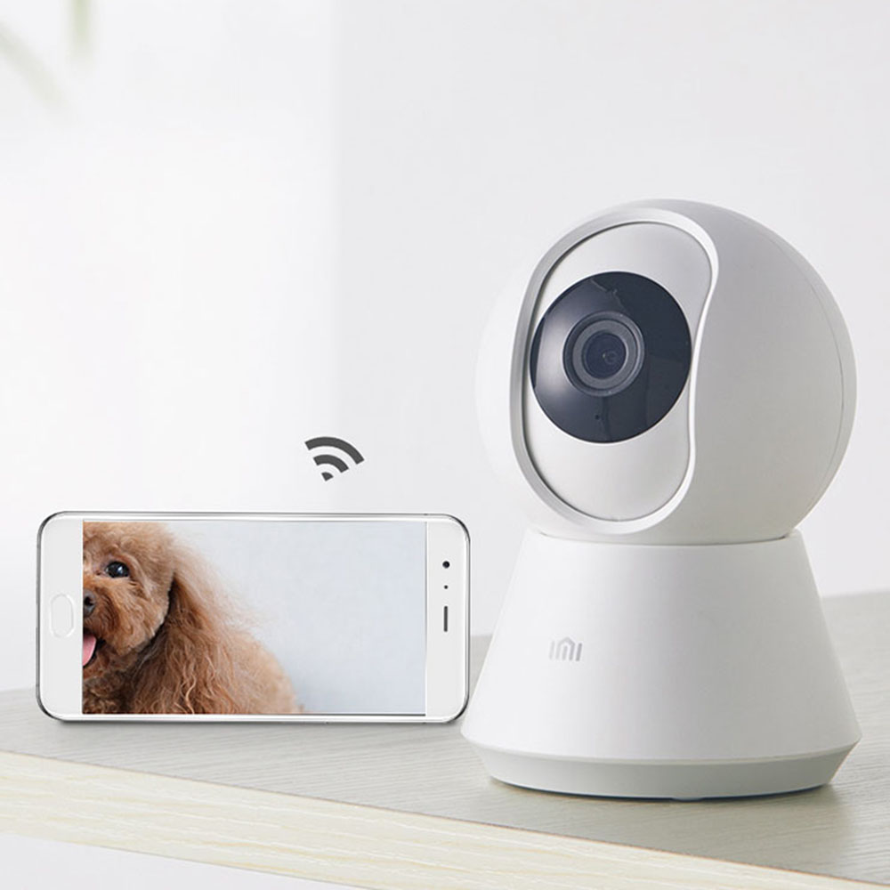 New Xiaomi Mijia IMI Smart Youth version Camera Webcam 1080P WiFi Pan-tilt Night Vision 360 Angle Video Camera View Baby Monitor 3