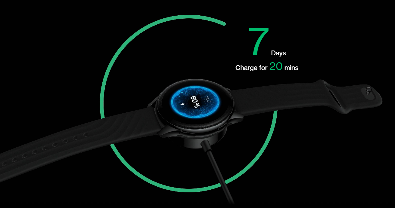OnePlus Watch Smart Everywear 7
