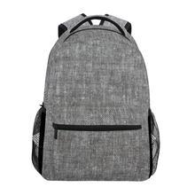 ALAZA New Backpacks boy girl School Bags Business Simple Prints Fashion Backpack StudentbagLarge Travel for Women Men