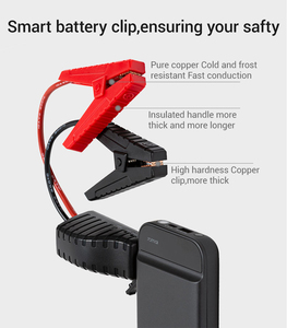 Image 3 - 70mai Auto Starthilfe Neue Ankunft Batterie Power Bank 600A Tragbare Auto Batterie Booster Ladegerät 12V Ausgangs Gerät Auto starter