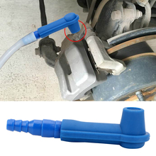 LEEPEE Oil Bleeder Drained Kit Connector Construction Brake Oil Replacement Tool With No Hose
