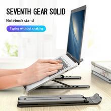 Foldable Aluminum Laptop Stand For Macbook Pro Air IPad Pro Desktop Notebook Hol