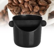 Organizer Espresso Coffee ABS Detachable Dump-Bin Knock-Box Waste-Bin Grind